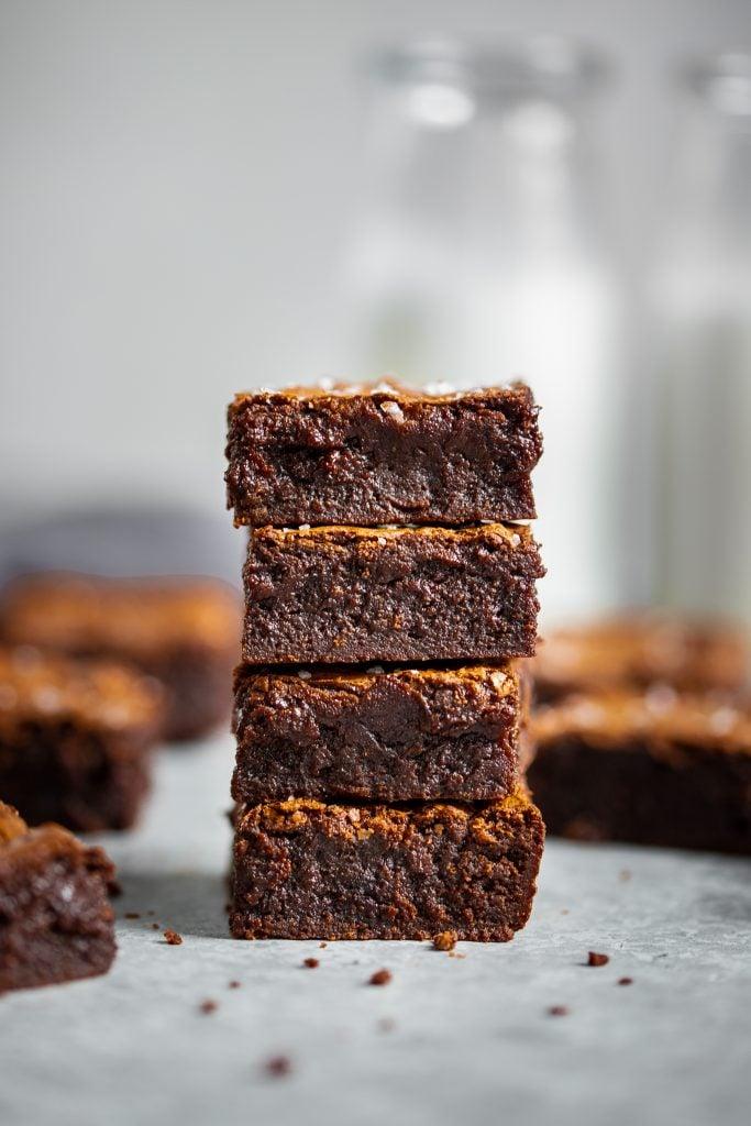 Ultimate Fudge Brownies