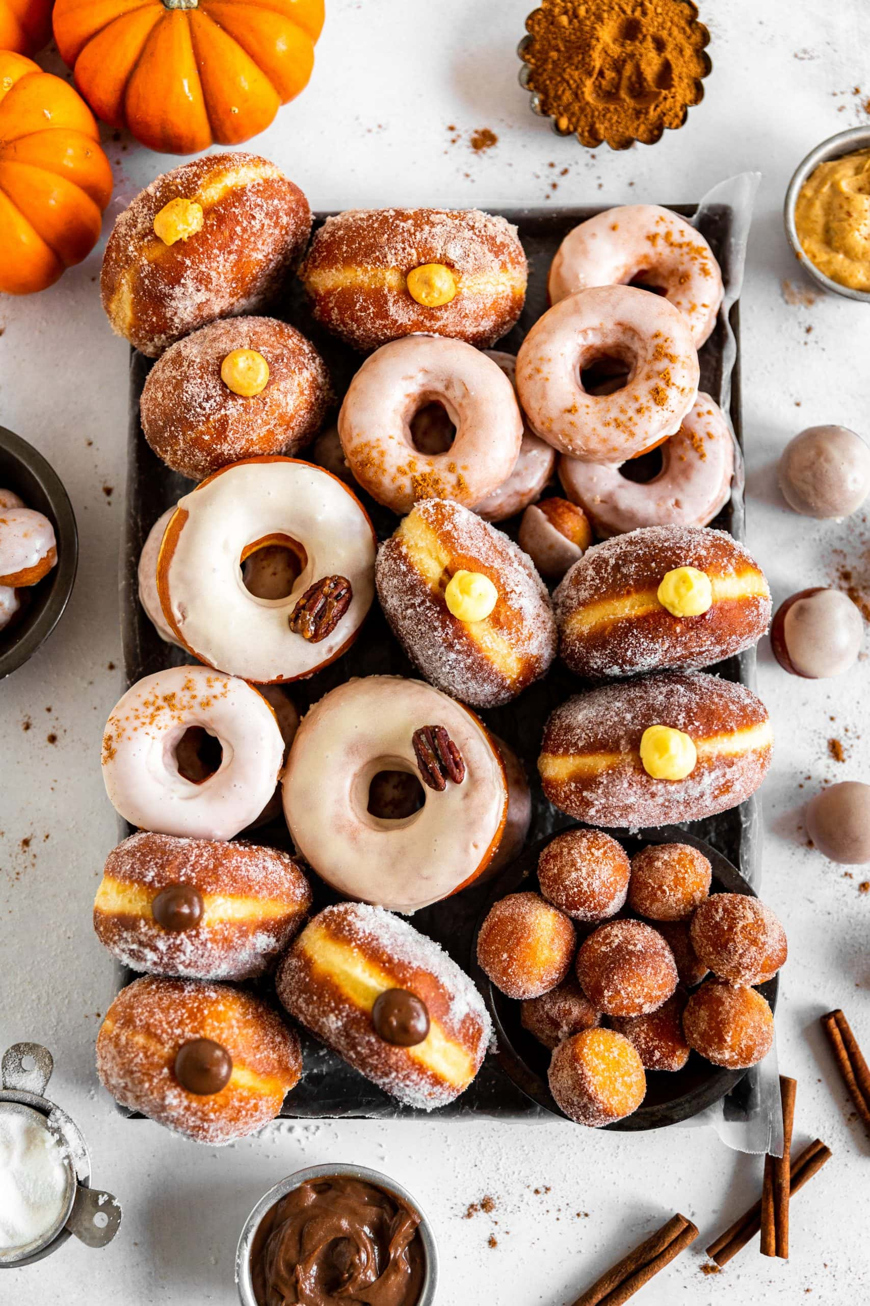 Thanksgiving Doughnuts