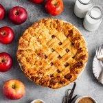 Vanilla Chai Apple Pie