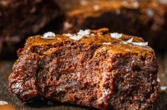 small batch fudge brownies